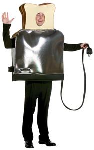 toast costume