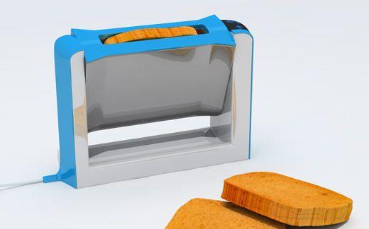 safety toaster