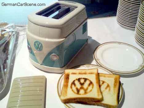 Toast VW
