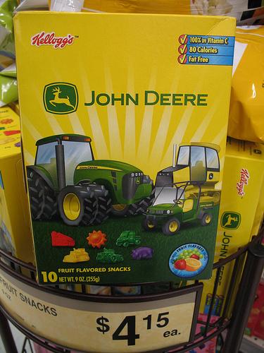 John Deere Gator >> John Deere Fruit Flavored Snacks   Deringernesta1885's Blog