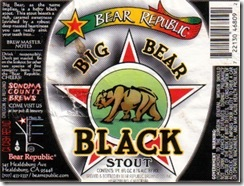 big black beer