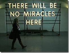 No Miracles