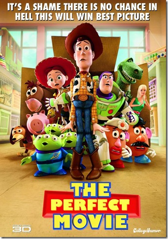 Toy Story 3 was robbed