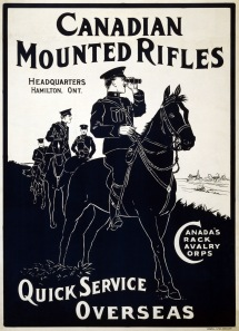 Canadian_Mounted_Rifles_poster